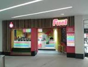 Fuel juice bar