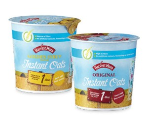 porridge pots