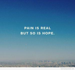 pain hope image