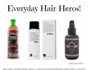Everyday Hair Heros!