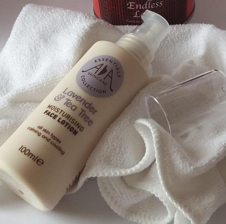 AA Skincare Lavender Moisturiser 2