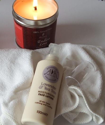 AA Skincare Lavender Moisturiser