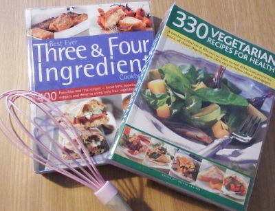 Simple and Vegetarian Cook Books