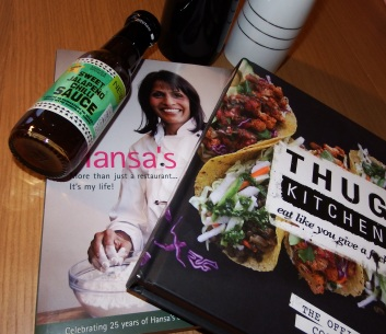 Vegan Cook Books - Hansas and Thug Kitchen