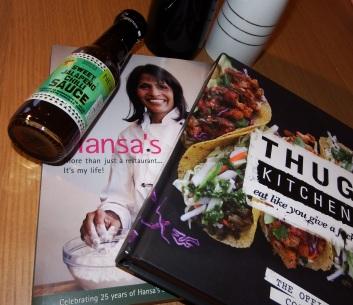 Vegan Cook Books - Hansas and Thug Kitchen