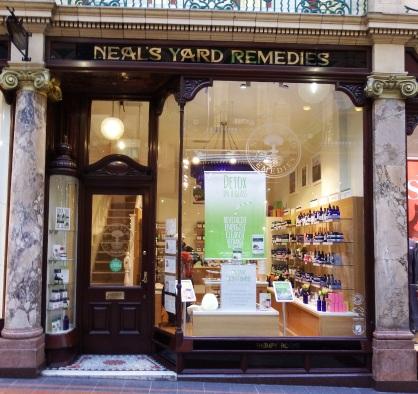 Neal's Yard Remedies - Victoria Quarter, Leeds