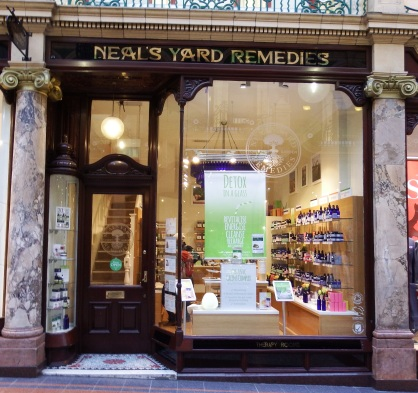 Neal's Yard Remedies - Victoria Quarter, Leeds