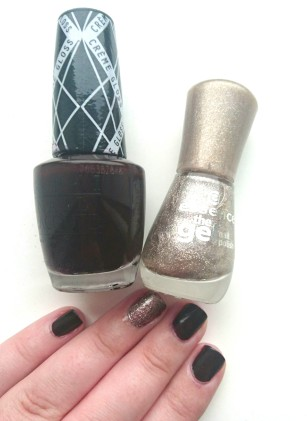 OPI I Sing in Color and Essence On Air Autumn Nails