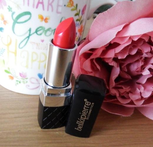 Bellapierre Ruby Mineral Lipstick