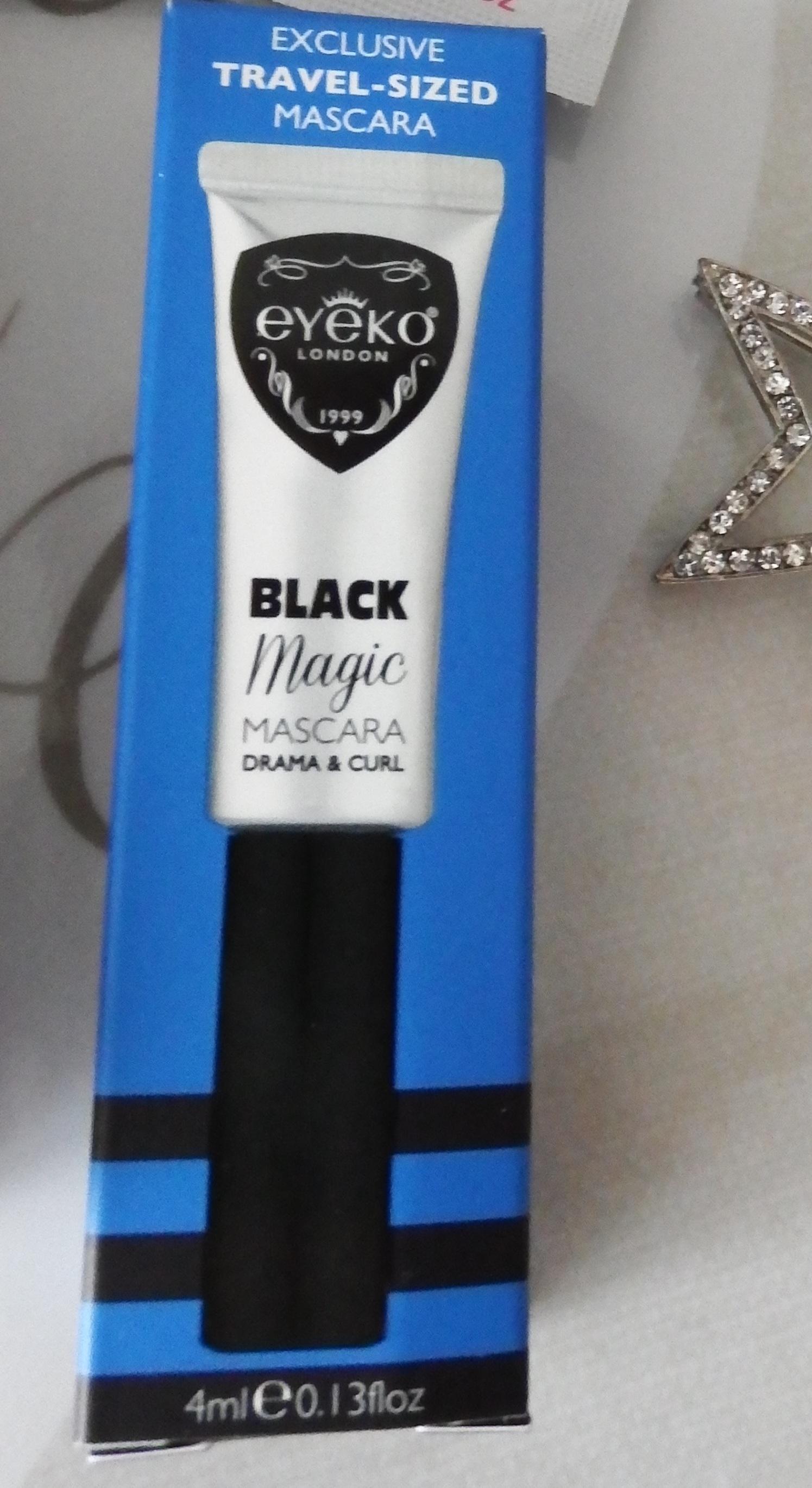 Eyeko Black Magic Mascara - Drama & Curl