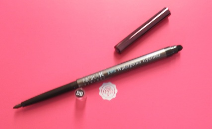 Nicka K New York - 24H Waterproof Eyeliner in Dark Brown