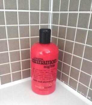 Treacle Moon Warm Cinnamon Nights Bath & Shower Gel