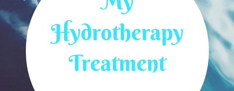 Hydrotherapy Treatment for ME Fibromyalgia Chronic Pain