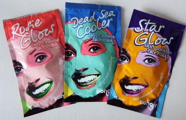 OohArr Face Masks Review