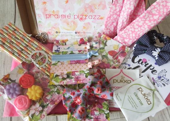 Prairie Charms Prairie Pizzazz Spring Blooms Edition