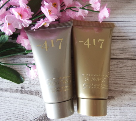 417 Catharsis Vitamin Mineral Shampoo and Conditioner