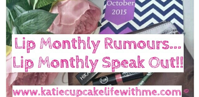 Lip Monthly - Are The Rumours True? Lip Monthly Speak out!