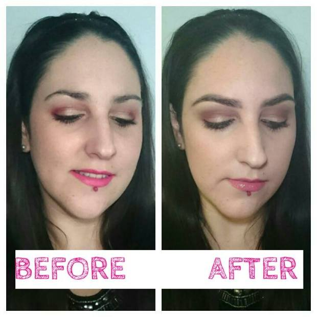 HD Brows Before and After Picture