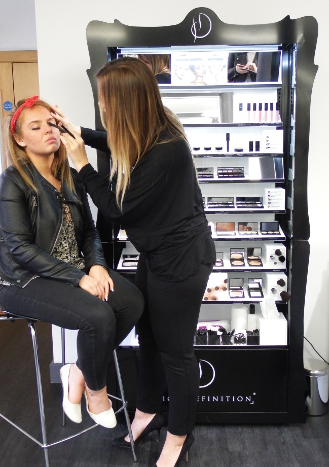HD Brows Training Academy Launch Leeds HD Brows Makeup Artist