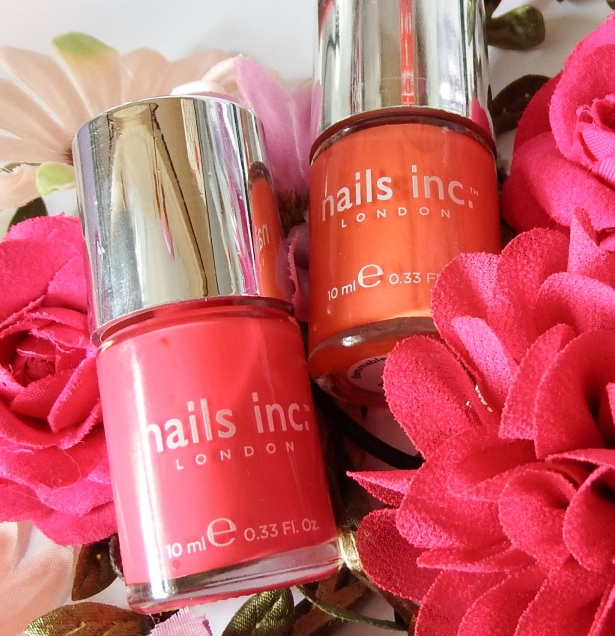 Nails Inc Porchester Place and Nails Inc Brook Street